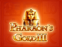 демо автомат Pharaohs Gold III