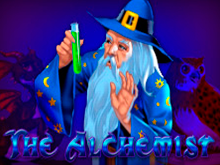 Играйте с бонусами в автомат The Alchemist